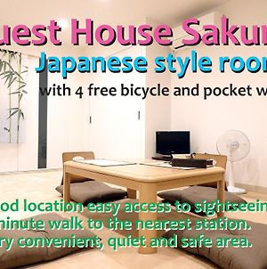 Guest House Sakura photos Exterior