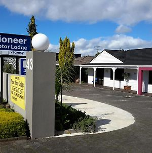 Papakura Pioneer Motor Lodge & Motel photos Exterior