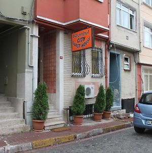 City Guest House Istanbul photos Exterior
