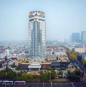 Vienna International Hotel Suzhou University Town photos Exterior