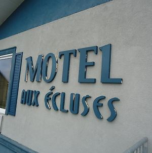 Motel Aux Ecluses photos Exterior