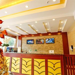 Greentree Inn Guangxi Yulin Jincheng Commercial Building Shell Hotel photos Exterior