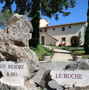 Le Buche Wine Resort & Spa photos Exterior