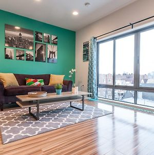 Stunning Penthouse W/ Views - 10 Mins To Times Sq photos Exterior