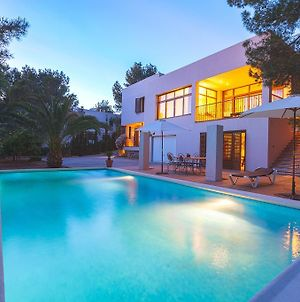 House With 4 Bedrooms In Sant Antoni De Portmany, With Wonderful Mountain View, Private Pool, Furnis photos Exterior