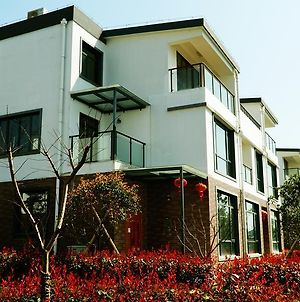 Huangshan Sweetome Hi Villa The First Shanghai Center photos Exterior