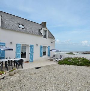 Lovely Beachfront Holiday Home In Penmarch photos Exterior
