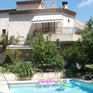 House With 3 Bedrooms In Vence With Wonderful Sea View Private Pool Enclosed Garden 9 Km From The Beach photos Exterior