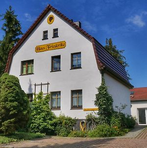 Pension Haus Friederike photos Exterior