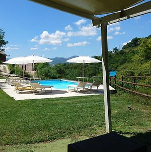 Cozy Villa In Fabriano Italy With Swimming Pool photos Exterior