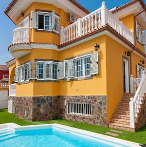 Villa With Pool In Sonnenland Q10 photos Exterior