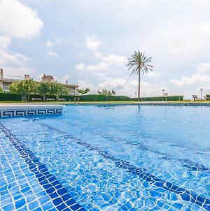 Modern Apartment L'Ampolla With Swimming Pool photos Exterior