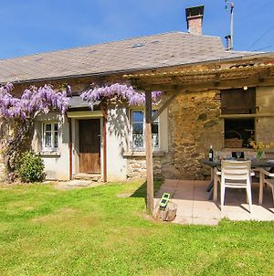 Spacious Cottage In Meilhards With Children Playground photos Exterior