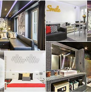 7Rooms7 Gran Via Smile Apartments photos Exterior