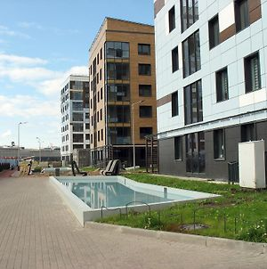 Уютная Apartments On Приморской photos Exterior