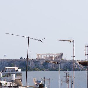 Acropolis View Roof Top Small Flat With All Around Balconies photos Exterior