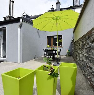 Pretty Fully-Renovated House In A Quiet District In The Centre Of Bastogne photos Exterior