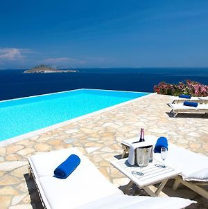 Slow Luxury Patmos Villas Sophia And Tatyana With Private Pools photos Exterior