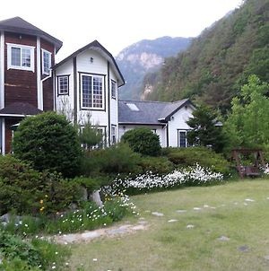 Pyeongchang River Terrace Pension photos Exterior