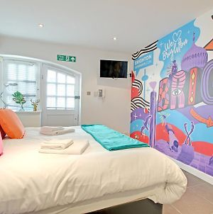 Artist Studio - Super Central Brighton - Sleeps Upto 2 Guests - Free Wifi photos Exterior