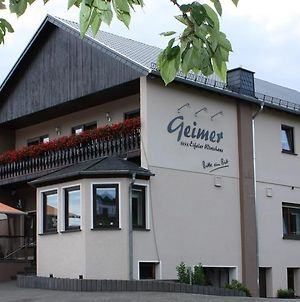 Gasthaus Pension Geimer photos Exterior