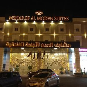 Msharef Al Moden Suites photos Exterior
