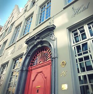 Small Luxury Hotel De Witte Lelie photos Exterior