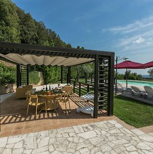 Pink Apartment With Shared Pool In Montoro Near Rome photos Exterior