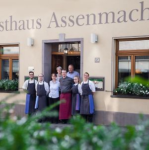 Gasthaus Assenmacher photos Exterior