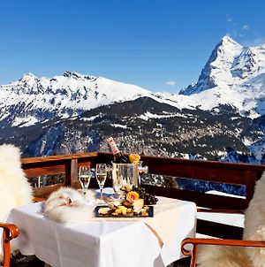 Eiger Murren Swiss Quality Hotel photos Exterior