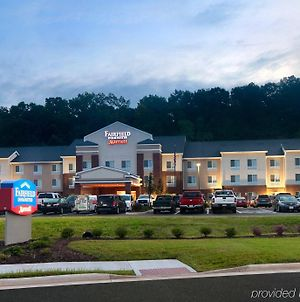 Fairfield Inn & Suites By Marriott Marietta photos Exterior