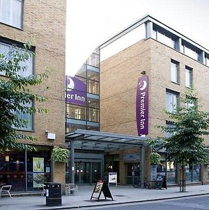 Premier Inn London Kings Cross photos Exterior