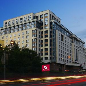 Marriott Moscow Hotel Novy Arbat photos Exterior