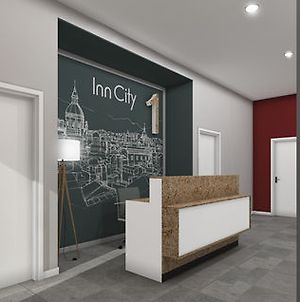 Inncity Hotel By Picnic photos Exterior