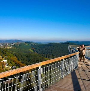 Modern Apartment With Balcony And A Magnificent View Over Winterberg photos Exterior