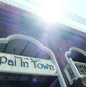 Pai In Town photos Exterior