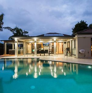 Luxury Waterfront Home photos Exterior
