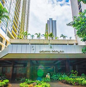 Waikiki Banyan 3411 Ocean View - Free Parking photos Exterior