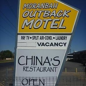 Moranbah Outback Motel photos Exterior
