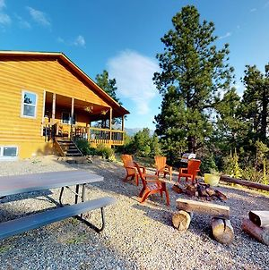Africa Decorated Cabin, Breakfast Deck Overlooking The Canyon! photos Exterior