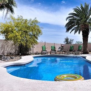 Resort Style Phoenix Home Private Pool, 3Br photos Exterior