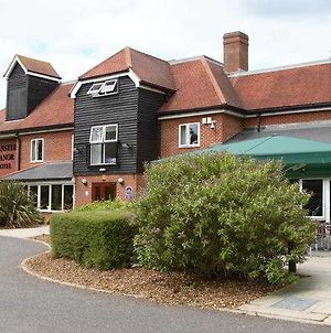 Best Western Stansted Manor Hotel photos Exterior