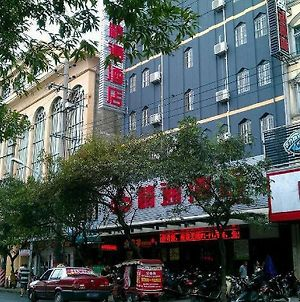 Jintone Hotel Yulin Central Bus Station Branch photos Exterior