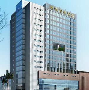 New Town Hotel Nanjing photos Exterior