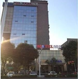 Motel 168 Yangzhou Wenchang West Road photos Exterior