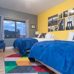New Amazing 2Br Penthouse- 10 Mins To Times Sq photos Exterior