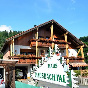 Pension Mausbachtal photos Exterior