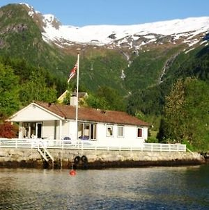 Norwegen - Traumhaus Direkt Am Fjord photos Exterior
