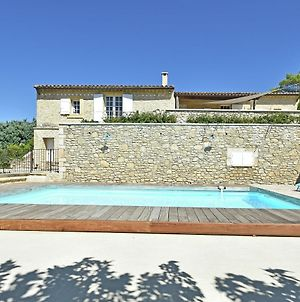 Celebrity Style Villa In Roussillon With Private Pool And Garden With Views photos Exterior