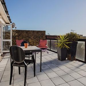 2-Bedroom Flat In Whitechapel With Large Balcony photos Exterior